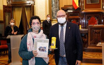 FILATELIA INCLUSIVA: SELOS CON PEGADA DE ASPERGA