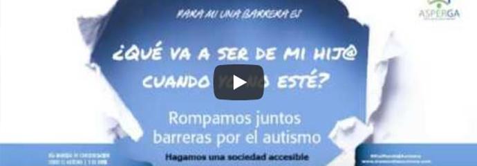 """""""PARA MÍ UNA BARRERA ES…"""" (VÍDEO 1)"""
