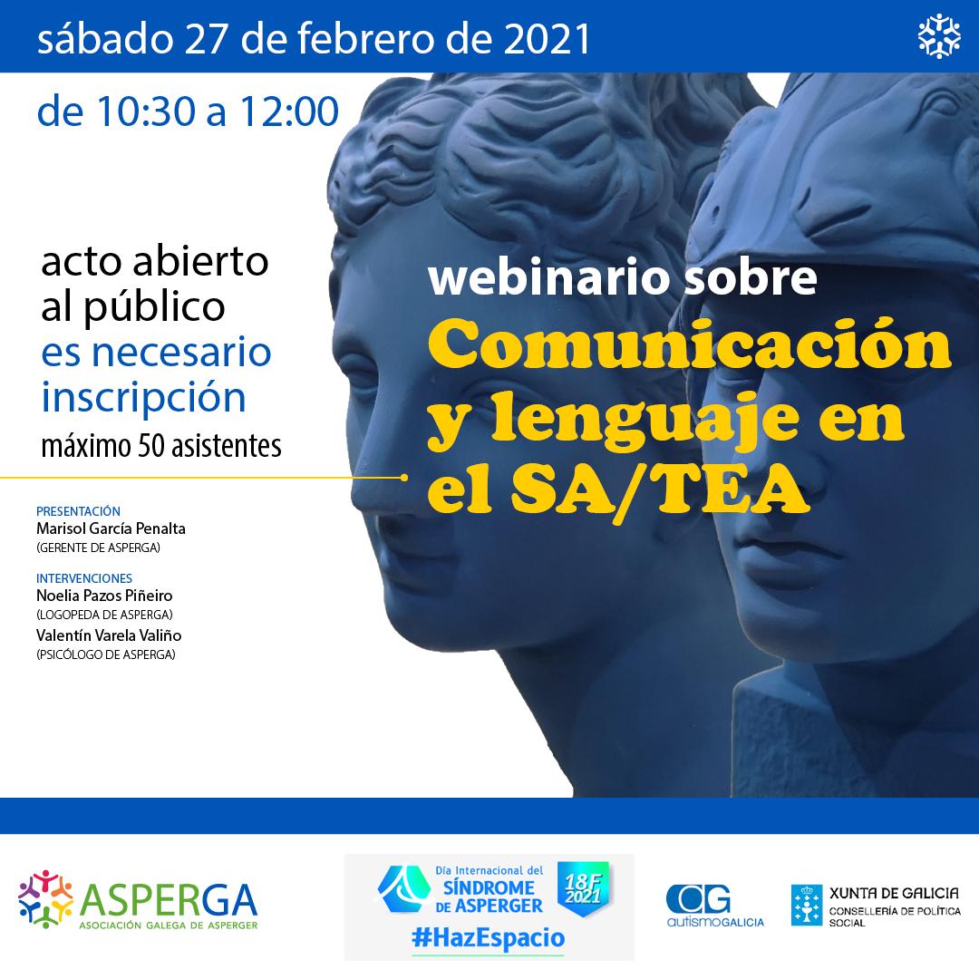 Comunicación y lenguaje en el SA/TEA