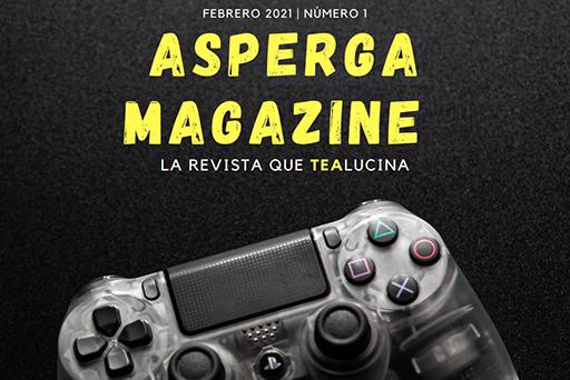 ASPERGA MAGAZINE: LA REVISTA QUE TEALUCINA