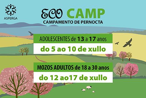 ECOCAMP – campamento de verano de ASPERGA