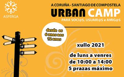 URBANCAMP en A Coruña y en Santiago de Compostela