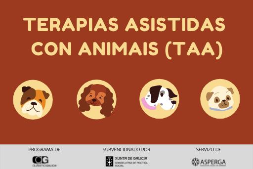 TERAPIA ASISTIDA CON ANIMALES (TAA)