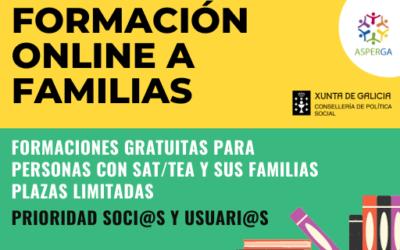 FORMACIÓN ONLINE A FAMILIAS